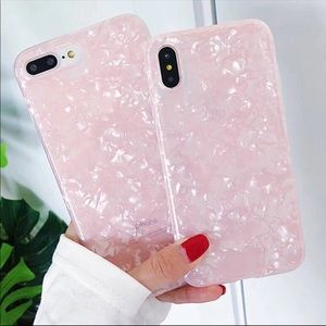 iPhone X/XS Pink Case